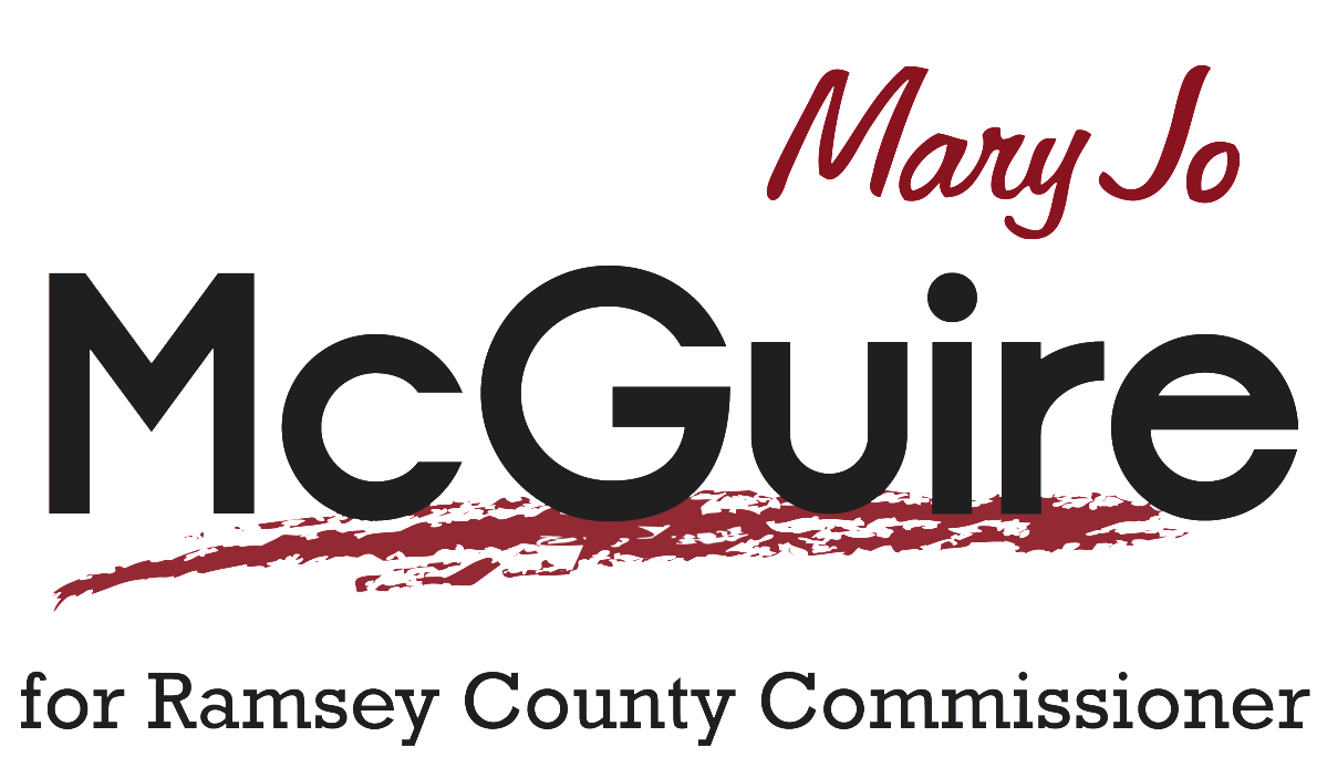 Mary Jo McGuire for Ramsey County Commissioner